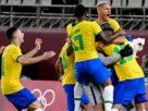 ความฝันเหรียญทองโอลิมปิกของเม็กซิโก ถูกบราซิลบดขยี้ด้วยลูกโทษ